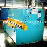 Schwingen-Typ hydraulisches Blatt-metallschneidende Maschine