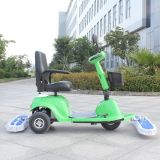 Nuovo Type Three Wheel Electric Dust Sweeper con Seat (DQT9)