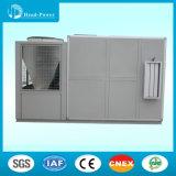 R410 40ton HVAC-Luft kühlte Dachspitze verpackte Klimaanlage ab