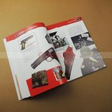 Livre en reliure parfaite Livre à couverture rigide Catalogue Service d'impression de livret
