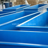 FRP Wasser-Qualitäts-Plastikfiberglas-Fisch-Becken