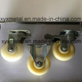 Medium Duty Caster Fixed / Rotating Caster. Mute Design Ppwheels Meduim Duty Caster