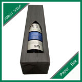 Изготовленный на заказ коробка печатание гофрированная конструкцией упаковывая для вина