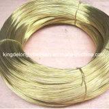 A tecelagem de fio de latão