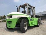 Carretilla elevadora diesel pesada del equipo de manipulación de materiales 10t