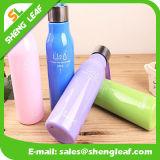 Бутылка логоса детей и взрослых удобная изготовленный на заказ с планкой (SLF-WB043)