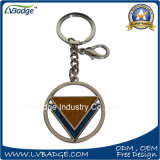 Chave de metal com liga de zinco personalizada para venda