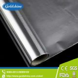 La mitad de temperamento difícil papel adhesivo de lámina de aluminio