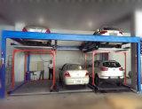 De hydraulische Auto die van de Lift het Slimme Raadsel Geautomatiseerde Systeem van het Parkeren van de Auto glijdt