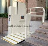تصميم جديدة هيدروليّة خارجيّ شاقوليّ كرسيّ ذو عجلات مصعد