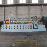 De Bundel die van het Dak van het staal Metaal maakt het Vormen van de Machines van U rollen C Z Purlin