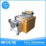 Cadena de producción del envase del papel de aluminio