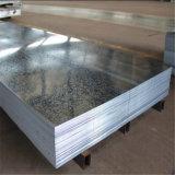 Matériau de construction en acier trempé à chaud de toiture en métal ondulé Feux de plaque d'acier prépeint