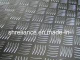 Hete Rolling van Koude Rolling van het aluminium/van het Aluminium de Plaat van Vijf Staaf