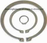 Anel de retenção de aço inoxidável / Anel Elástico / Freio (DIN471)