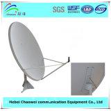 Ku-120cm antenne satellite récepteur de télévision une utilisation en extérieur