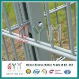 Панель загородки двойного стального провода двойника панели сетки штанги стальная