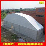 German European Polygonal Style Tradeshow Hall Tent with Wall Knell