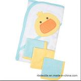 Il coperchio 100% di professione d'infermiera del cotone Swaddle la coperta del bambino del tovagliolo con l'alta qualità