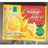 Nessun succo di arancia di danno che dimagrisce perdita di peso del prodotto