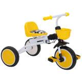 3개의 바퀴 차에 고품질 아이 세발자전거 아기 탐