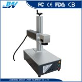 machine de marquage au laser à fibre Portable pour disque dur portable