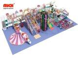 Mich Kids Castelo interior equipamentos de playground para venda