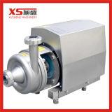 Les mesures sanitaires de la pompe centrifuge de lait en acier inoxydable avec Rotor ouvert