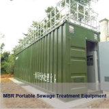 Tratamiento de agua integrado de máquinas para las aguas residuales