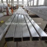 Acier inoxydable carré sans joint de la pipe Tp316L de qualité