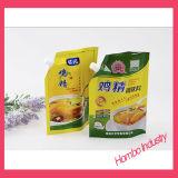 Sacchetti impaccanti di condimento personalizzati dell'alimento per animali domestici dei sacchetti di plastica dei sacchetti
