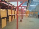 Ligne de peinture manuelle automatique pour le matériel