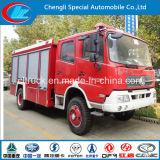 Camion di lotta antincendio dell'acqua del gruppo 4X2 190HP di Clw (CLW1161)