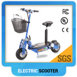 Trottinette Electrique Hubmotor 1000W Wuxing Electric Scooter Tire