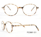 Super Slim Color Fresh Acet Handmade Lady Optical Frame