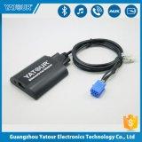 A2dp inalámbrico Bluetooth adaptador de coche manos libres de llamadas telefónicas kit