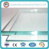 glace en verre de construction de 2-19mm /Reflective/Temperable par glace de flotteur d'espace libre de pente