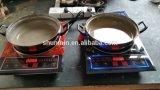 Fornello a comando a tocco multifunzionale di induzione per comunemente uso