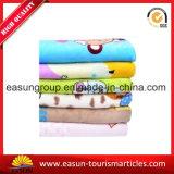 Профессиональным одеяло офсетной печати одеяла пикника младенца ватки сплетенное одеялом акриловое