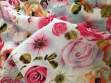 Ткань тонкого печатание ткани полиэфира шифонового шифоновая для платья