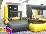 Jumping Bounce Inflatable Volleyball Field