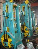 Гидравлический двойного действия глубокую чертеж нажмите потенциометра формовочная машина из нержавеющей стали