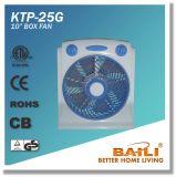 """Goede Kwaliteit 10 de """" Ventilator van de Doos, Huis die Elektrische Ventilator met behulp van"""