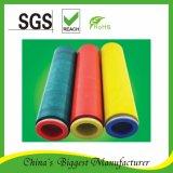 Película de estiramento vermelha de China LLDPE para o uso da mão