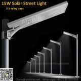 Langes Solar-LED Garten-Licht 20W der Lebensdauer-2000lm