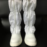 ESD Anti Static PU Plate Cleanroom Boots