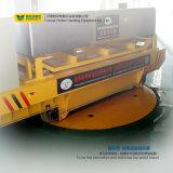 Plaque tournante électrique de transport de cargaison de Cross-Rails