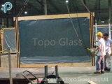 Vidrio de flotador teñido gris oscuro para Windows y el vidrio de la puerta (C-UG)