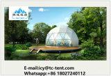 Tente géodésique économique portative de dôme d'usager de demi de sphère 2017