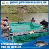 Оборудование водохозяйства озера HDPE для быть фермером рыб Tilapia